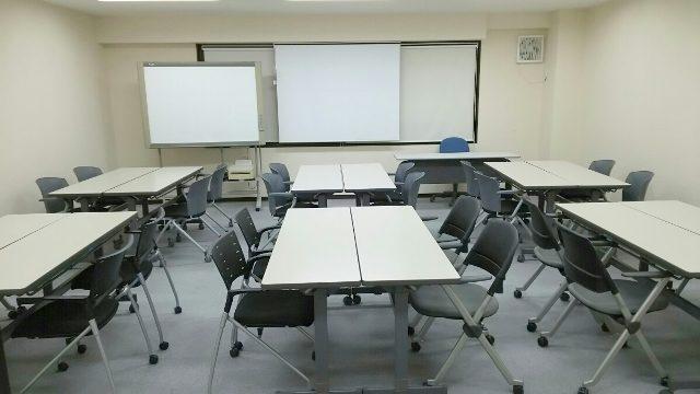 【町田】コミュニケーション講座の会場内