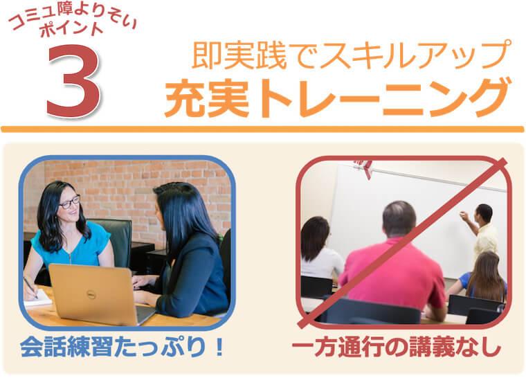 コミュニケーションの練習場所として最適な話し方教室